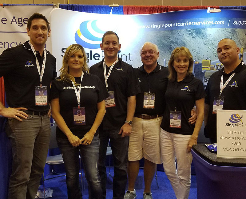 Single Point Capital Team at The Texas Truck Show